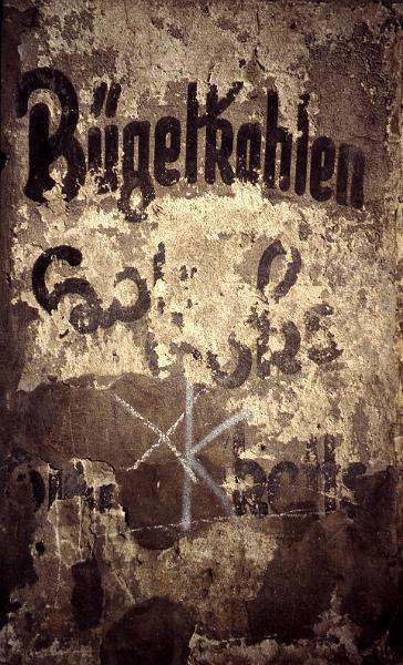 Kolonialwarenwerbeschriften Vergangener Zeitenbrandenburgberlin