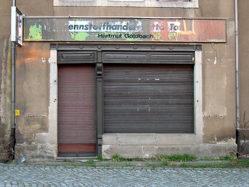 Kolonialwaren/Werbeschriften vergangener Zeiten/DDR